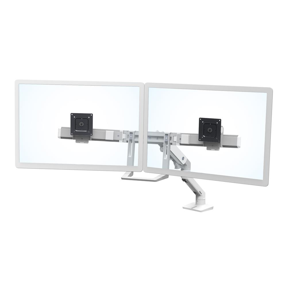 Ergotron HX Desk Dual Monitor Arm (white) 45-476-216